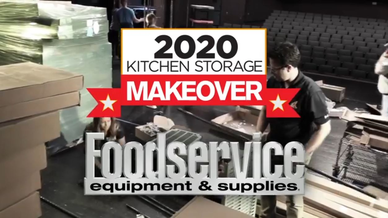 2020 Kitchen Storage Makeover Winner