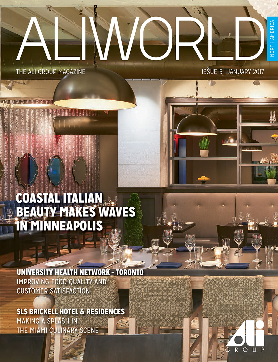 Aliworld Magazine January 2017 edition cover